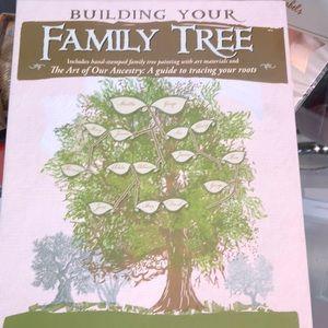 Family tree making kit